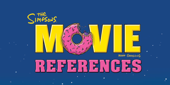 Movie References in The Simpsons