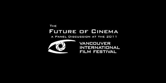The Future of Cinema VFF 2012