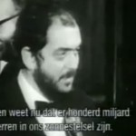 Stanley Kubrick in a Dutch TV Documentary