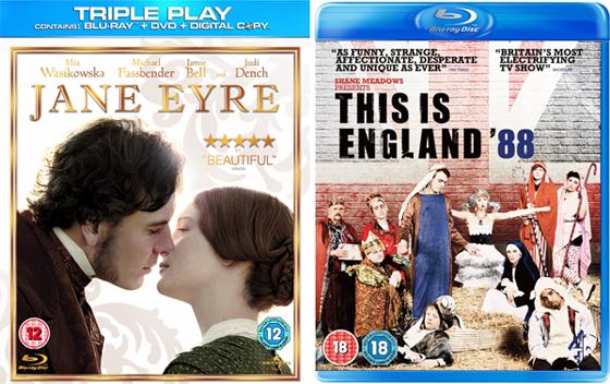 UK DVD & Blu-ray Picks 12-03-12