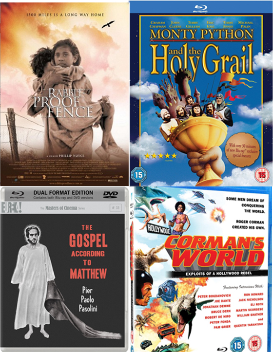 UK DVD and Blu-ray Picks 26-03-12