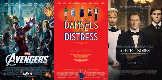 UK Cinema Releases 28-04-12