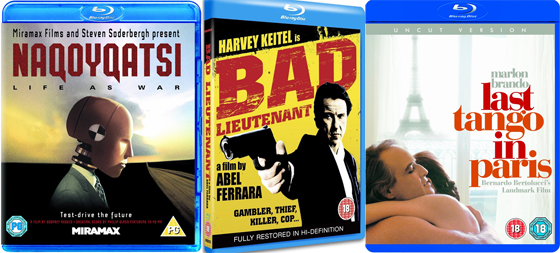 UK DVD & Blu-ray Picks 16-04-12