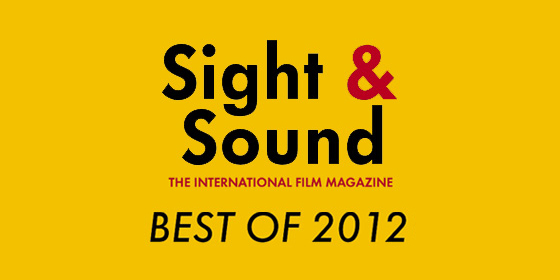 Sight and Sound Top Films 2012