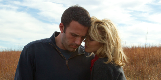 Ben Affleck and Rachel Adams