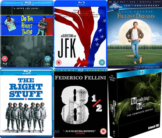 DVD and Blu-ray Picks 04-11-13