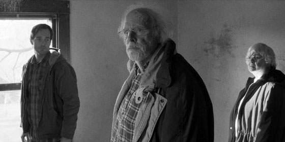 Will Forte Bruce Dern and June Squibb in Nebraska
