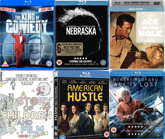 DVD and Blu-ray Picks April 2014