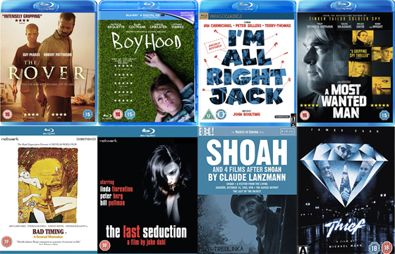 DVD and Blu-ray JANUARY 2015