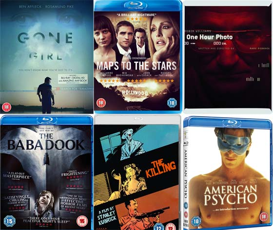 DVD and Blu-ray Picks FEBRUARY 2015