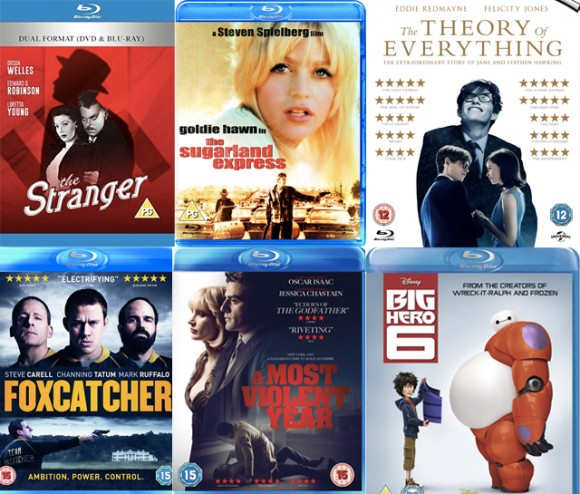DVD and Blu-ray Picks MAY 2015